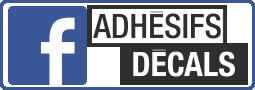 facebook adhésifs Décals